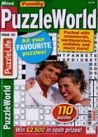 Puzzle World Magazine Issue NO 101
