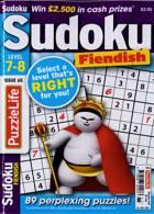 Puzzlelife Sudoku L7&8 Magazine Issue NO 65