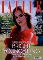 Tatler Magazine Issue AUG 21