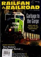Railfan & Railroad Magazine Issue JUN 21