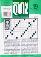 Domenica Quiz Magazine Issue 19