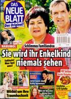 Das Neue Blatt Magazine Issue NO 24