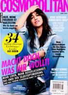 Cosmopolitan German Magazine Issue NO 6
