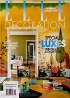 Elle Decor French Magazine Issue NO 289