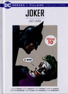 Dc Comic Heroes And Villains Magazine Issue PART10