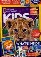 National Geographic Kids Magazine Issue JUL 21
