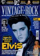Vintage Rock Magazine Issue AUG-SEP
