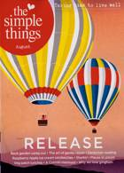 Simple Things Magazine Issue AUG 21