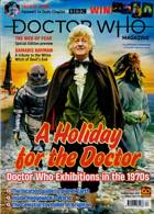 Doctor Who Magazine Issue NO 567