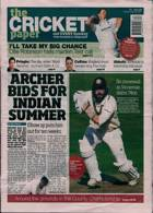Cricket Paper Magazine Issue 23/05/2021