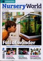 Nursery World Magazine Issue AUG 21