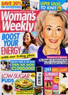Womans Weekly Magazine Issue 17/08/2021