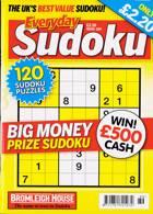 Everyday Sudoku Magazine Issue NO 189