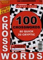 Brainiac Crossword Magazine Issue NO 120