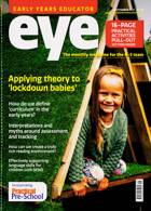 Early Years Educator Magazine Issue SEP 21