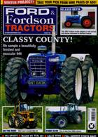 Ford And Fordson Tractors Magazine Issue OCT-NOV