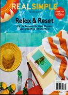 Real Simple Magazine Issue AUG 21
