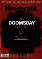 Newsweek Magazine Issue 13/08/2021