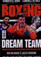 Boxing News Magazine Issue 05/08/2021