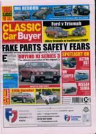 Classic Car Buyer Magazine Issue 04/08/2021