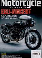 Motorcycle Classics Magazine Issue JUL-AUG