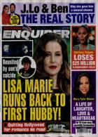 National Enquirer Magazine Issue 07/06/2021