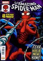 The Amazing Spiderman Magazine Issue 12/08/2021