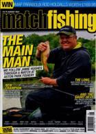 Match Fishing Magazine Issue AUG 21