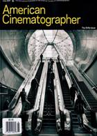 American Cinematographer Magazine Issue JUN 21