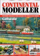 Continental Modeller Magazine Issue SEP 21