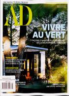 Architectural Digest French Magazine Issue NO 166