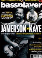 Bass Player Uk Magazine Issue NO 412
