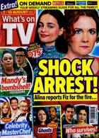 Whats On Tv England Magazine Issue 07/08/2021