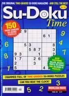 Sudoku Time Magazine Issue NO 201