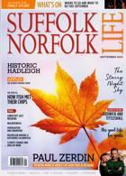 Suffolk & Norfolk Life Magazine Issue SEP 21