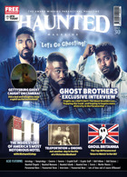 Haunted Magazine Issue Issue 30