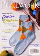 Piecework Magazine Issue 02