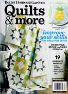 Bhg Quilts And More Magazine Issue 63