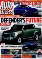 Auto Express Magazine Issue 02/06/2021