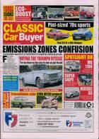 Classic Car Buyer Magazine Issue 02/06/2021