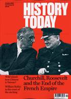 History Today Magazine Issue OCT 21