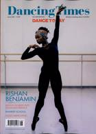 Dancing Times Magazine Issue JUN 21