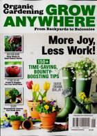 Prevention Specials Magazine Issue ORGNICGRDN