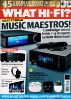 What Hifi Magazine Issue NOV 21