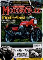 Classic Motorcycle Monthly Magazine Issue OCT 21