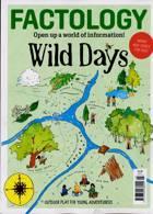 Factology Magazine Issue WILD DAYS