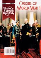 Strategy & Tactics Magazine Issue SUMMER