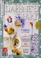 Daphnes Diary Magazine Issue NO 4