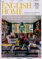 English Home Magazine Issue AUG 21