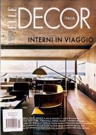 Elle Decor (Italian) Magazine Issue NO 5